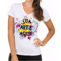 Kit 10 Camisetas Personalizadas Em Porto Alegre