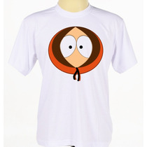Camisa Estampada South Park Camiseta Seriado Desenho