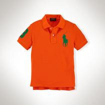 Camisa Polo Infantil - Ralph Lauren - 06 Anos