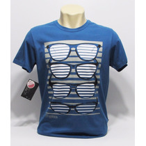 Camiseta Oakley In Lines S S Tee Slim Fit Original!