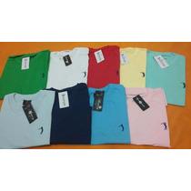 Kit 3 Camisetas Aleatory Masculino Kit Com 3 Aleatory
