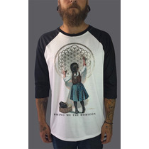 Raglan Bring Me The Horizon Camisetas Regata Moletom Bandas