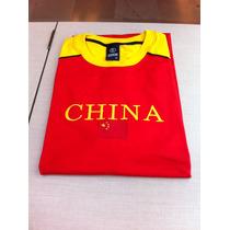 Camiseta Da China