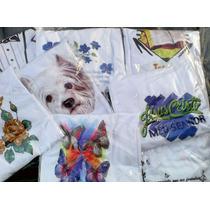 Kit 10 Camisetas Estampadas No Atacado Para Revenda