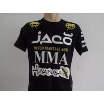 Camiseta Jaco Mma Ufc Jiu Jitsu Competidor +frete Gratis