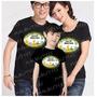Lembrança De Aniversario Safari Camisetas Kit Com 3