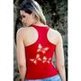 Kit Com 10 Camisetas Bordada Pra Revenda ( Cores Sortidas )