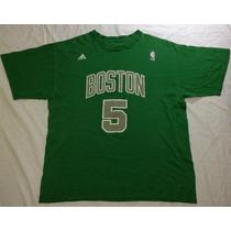 Camiseta Boston Celtics Garnett Original Adidas Basquete Nba
