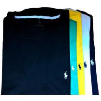 Kit Com 3 Camisetas De Algodão Tamanho Especial G1 G2 G3