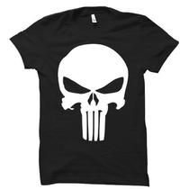 Camisa Camiseta Blusa Personalizada O Justiceiro Algodão