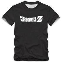 Camiseta Dragon Ball Z Goku Evolução Varios Modelos Camisa