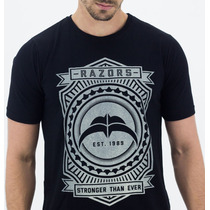 Camiseta Razors - Marca De Patins Street