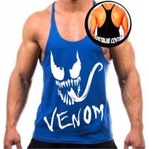 Camiseta Regata Academia Musculação Masculina Treino Revenda