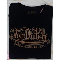 Camiseta Von Dutch Imperdível 39,00 Tamanho G