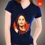 Camisetas Filme Jogos Vorazes Katniss Everdeen Hunger Games
