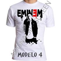 Camiseta Cantor Happer Eminem