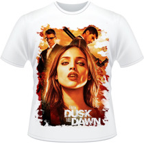 Camiseta From Dusk Till Down/ Um Drink No Inferno