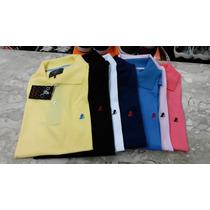 Camisetas Polo De Marca Tamanho Especiais G1, G2, Xg, Xgg