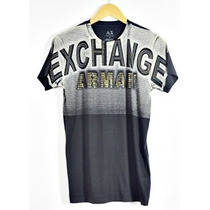 Camisetas Armani Exchange Importada Original Varejo