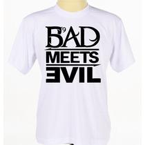 Camisa Camiseta Personalizada Eminem Hip Hop Rap Rock