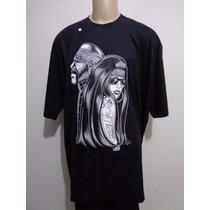 Camiseta Rap Power Casal Crazy Life Chicano Crazzy Store