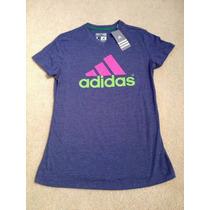 Adidas | Camiseta Feminina | Importada | Original | G