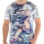 Camiseta Mangá Anime Serie - Hunter X Hunter Killua 02