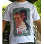 Camisetas Camisas Fight Club - Filme Clube Da Luta Dvd Cd Mp