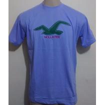 Kit C/10 Camisetas Varias Marcas E Estampas Das Mais Famosas