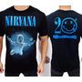 Camiseta De Banda - Nirvana - Nevermind