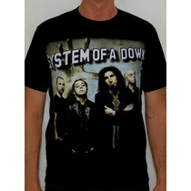 Camiseta System Of A Down - Hand