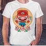 Camisa Estampa Masculina Ganesh Mario