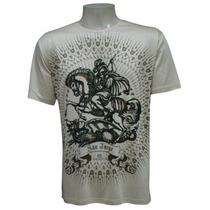 Camiseta Masculina São Jorge Allkymia Indiana