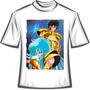 Camiseta Cavaleiros Do Zodiaco Saint Seiya Afrodite Shura