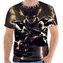 Camiseta Camisa Masculina Anime Otaku - One Punch Man 13
