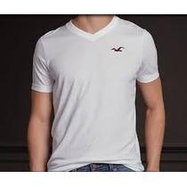 Kit Com 10 Camisetas Hollister Abercrombie E Ralph #uau6