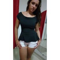 Blusinha Manguinha