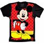 Camisa Mikey | Masculina E Feminina - Estampas Variadas
