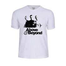 Camisas Camiseta Above & Beyond Pro Dj Serato Pioneer Banda