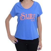 Blusa Feminina Roxy Especial Surf