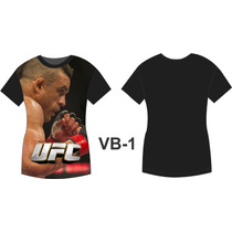 Camisa Camiseta Vitor Belfor Ufc Jiu Jitsu Artes Marciais