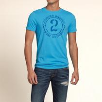 Camiseta Hollister Hawaiian Surf Division - Tamanho M