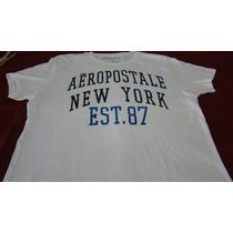 Camiseta Aéropostale Tam G Original Comprada Nos Usa Linda