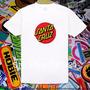Camiseta Skate Santa Cruz Skateboard