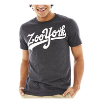 Zoo York Mens Cult Of Youth Graphic T-shirt