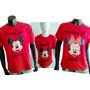 Kit Família Aniversário Personalizado Mickey