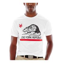 Zoo York República Mens T-shirt Gráfico