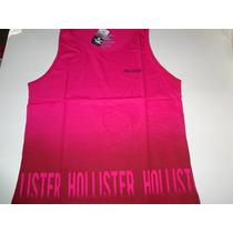 Camiseta Regata Hollister Sergio K
