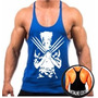 Camiseta Camisa Cavada Musculação Wolverine Malhar Academia