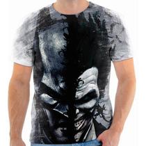 Camiseta, Camisa Batman Coringa 03